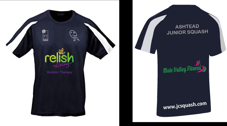 Junior Squash Shirts