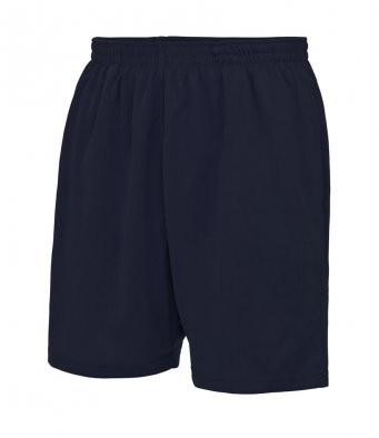 ASTC Cool Mesh Lined Navy Shorts