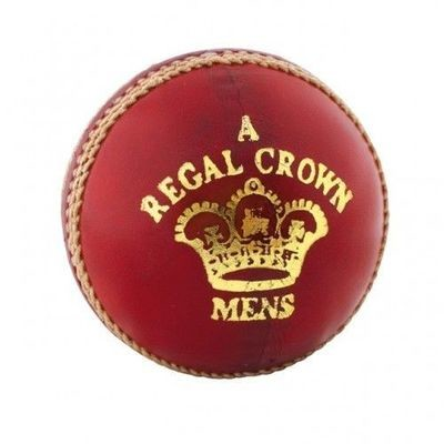 Readers Cricket Ball Match  Regal Crown