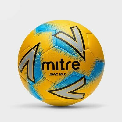 Mitre Impel Max - yellow silver/blue