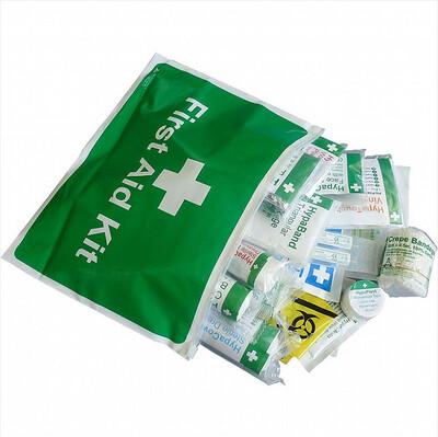 Value Football First Aid Kit