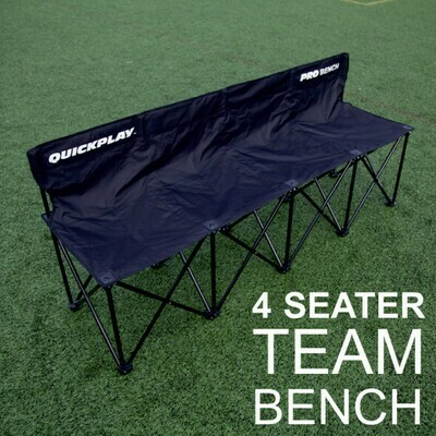 Quickplay Pro bench 4 seater
