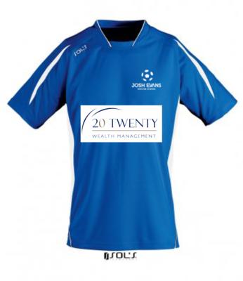 Josh Evans Academy Shirt
