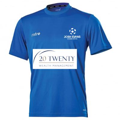 Josh Evans Development Centre Shirt
