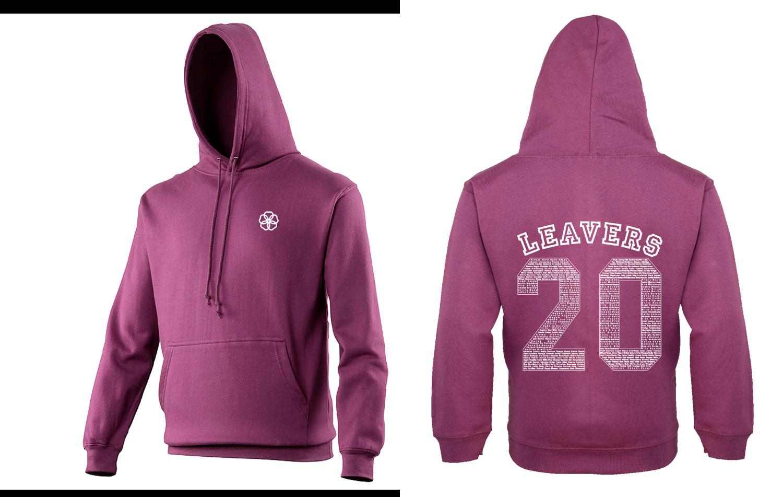 Rosebery Year 11 Leavers standard fit hoodie