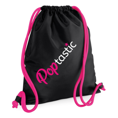 Poptastic Gym bag