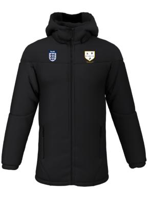 Ashtead FC 2020 Coaches contoured thermal jacket