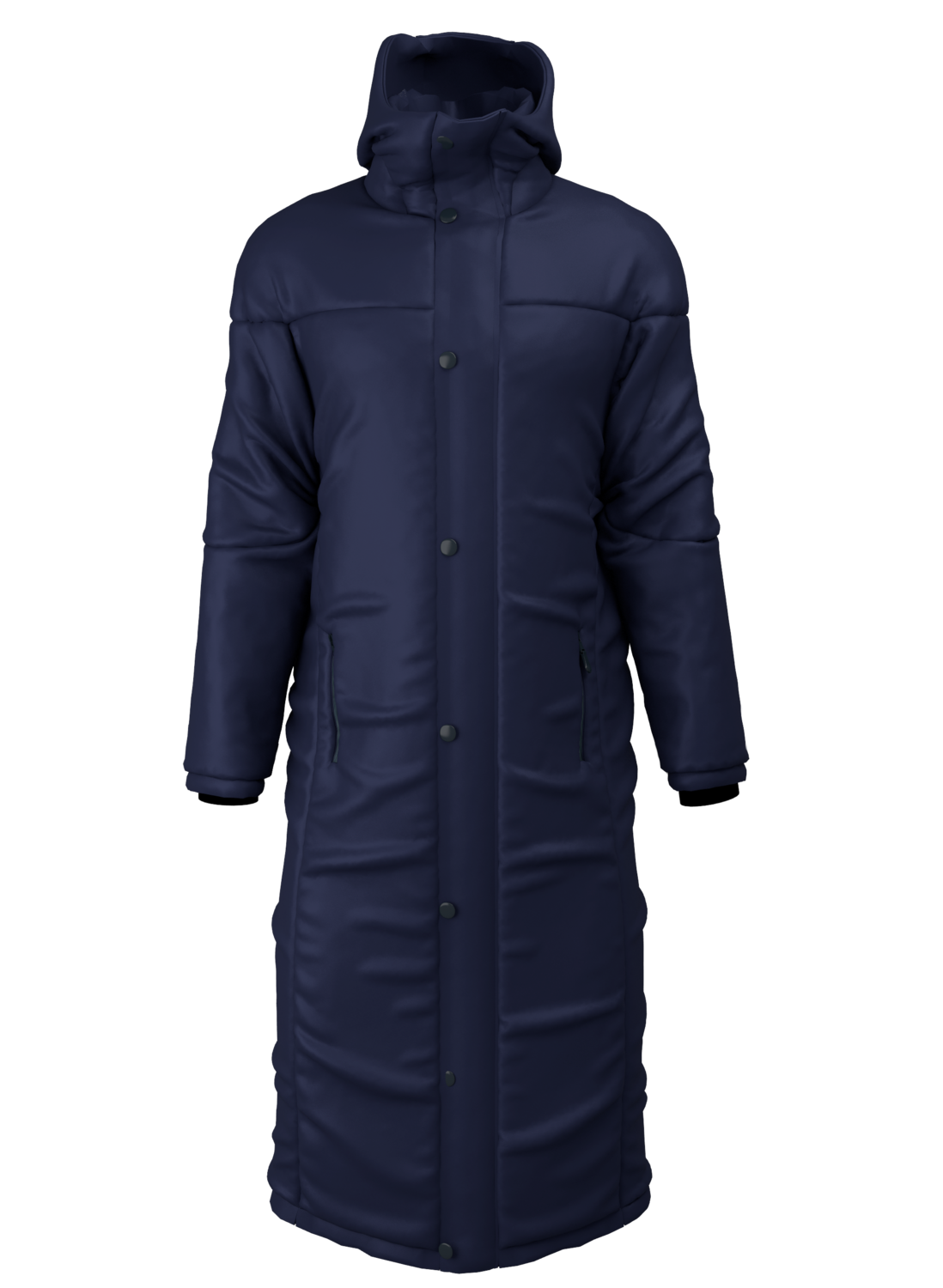 The Downs Bench coat