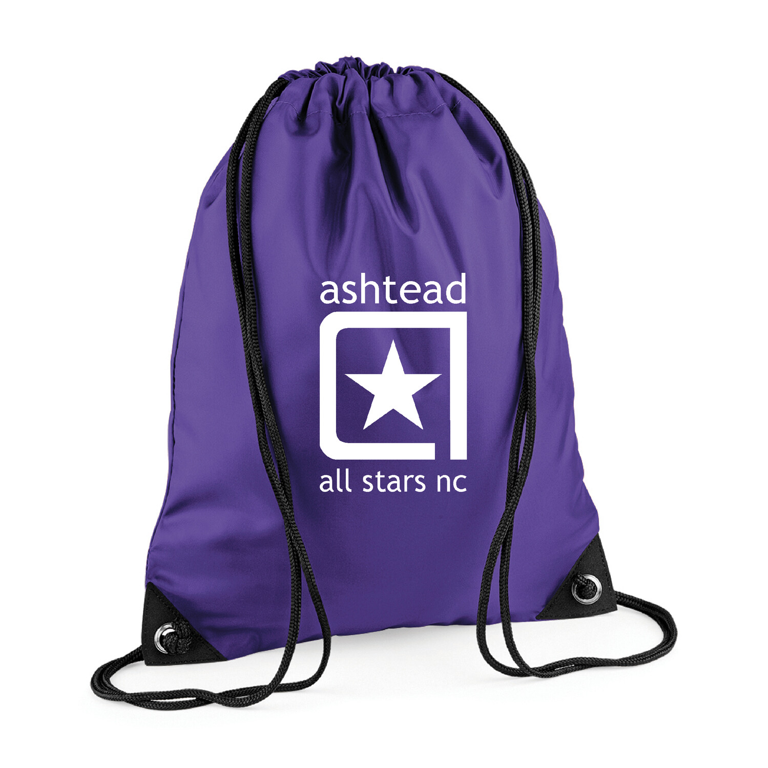 Ashtead All Stars Gym Sack - One free with every order!