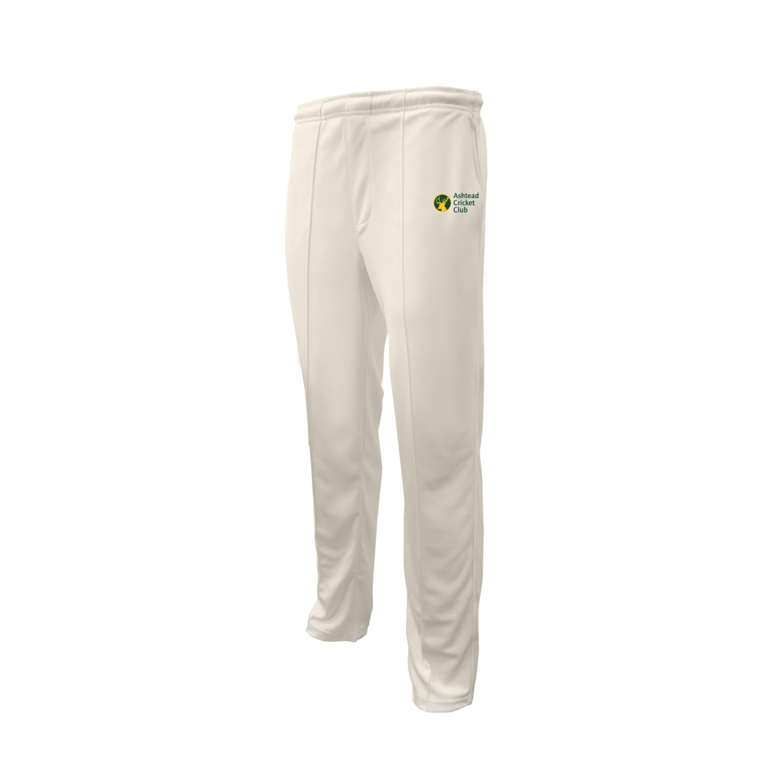 Ashtead Cricket Club white Trousers
