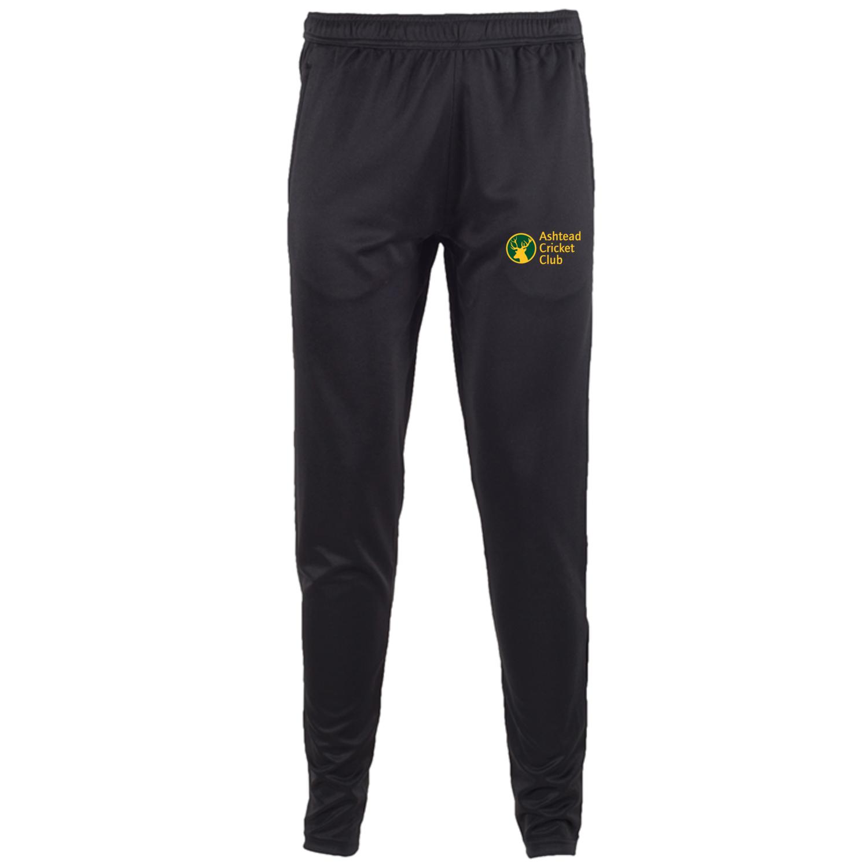 Slim fit training trousers