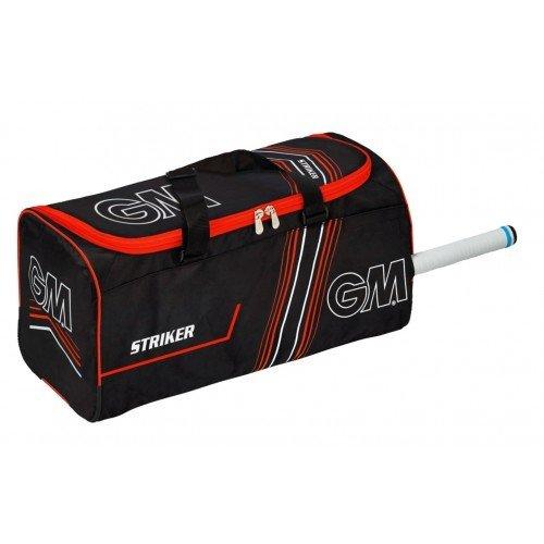 G & M Cricket bag black / Red