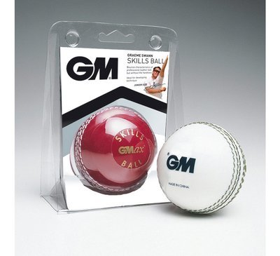 G & M Skills cricket ball