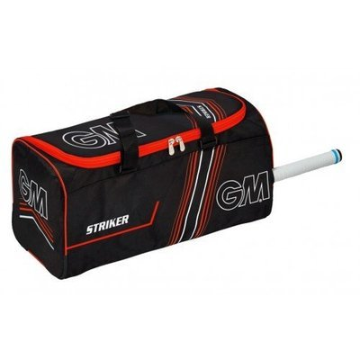 G & M Cricket bag black / Red