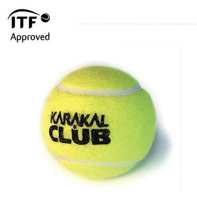 Karakal Club ITF Approved Tournament Tennis Balls