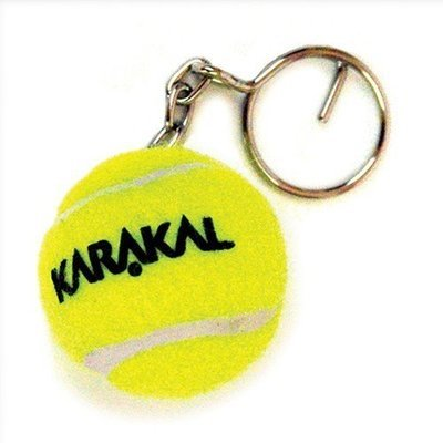 Karakal Tennis Ball Key Ring