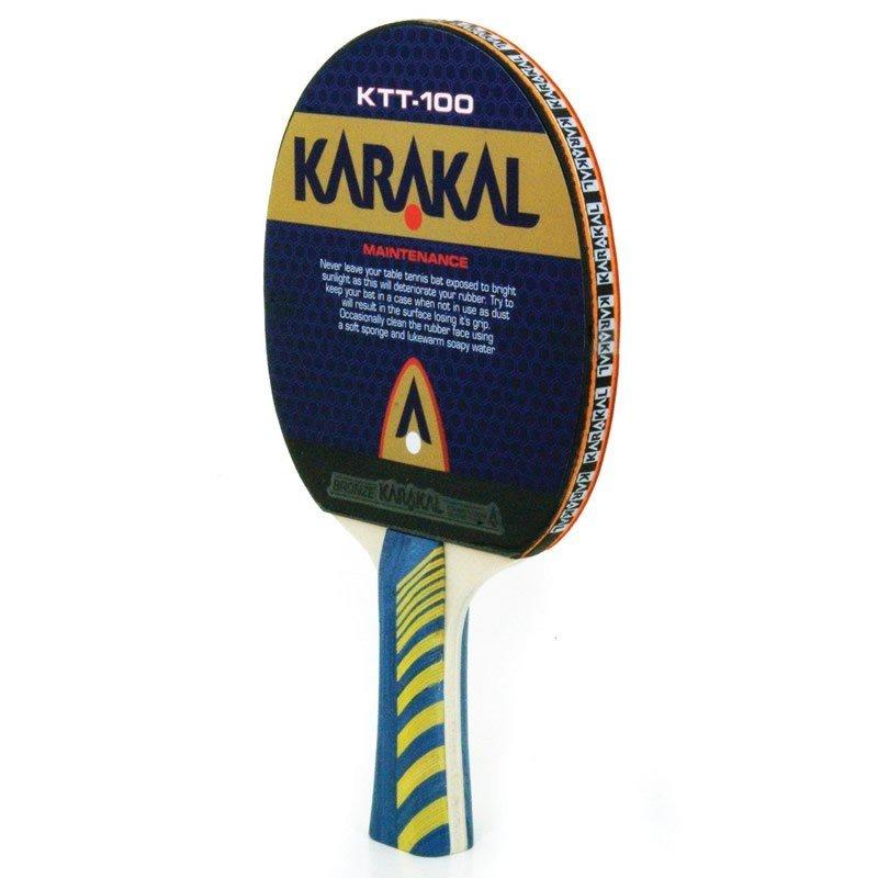 KTT 100 Table Tennis Bat