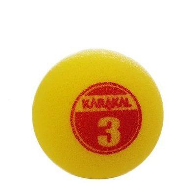Karakal 3 Foam Starter Tennis Balls
