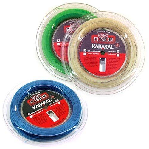 Karakal Nano Fusion Squash Strings 100M Coil