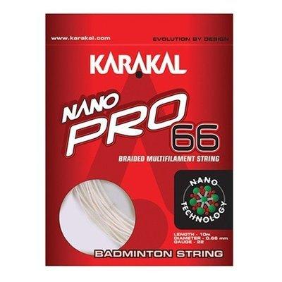 Karakal Nano Pro 66 Badminton Strings