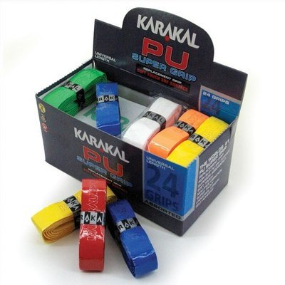 Karakal PU Super Grip Assorted - Box of 24