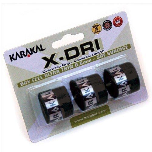 Karakal X-DRI Overwrap grip