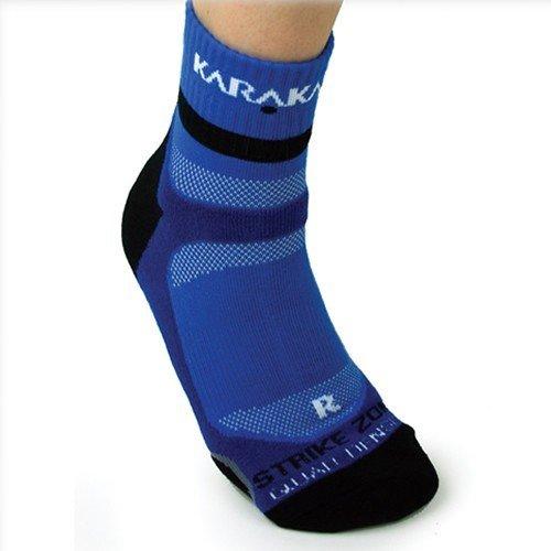 Karakal X4-Technical Ankle Sock - Blue