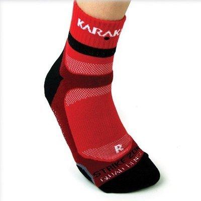 Karakal X4-Technical Ankle Sock - Red