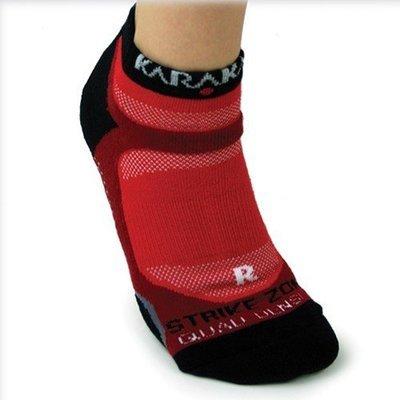 Karakal X4-Technical Trainer Sock - Red