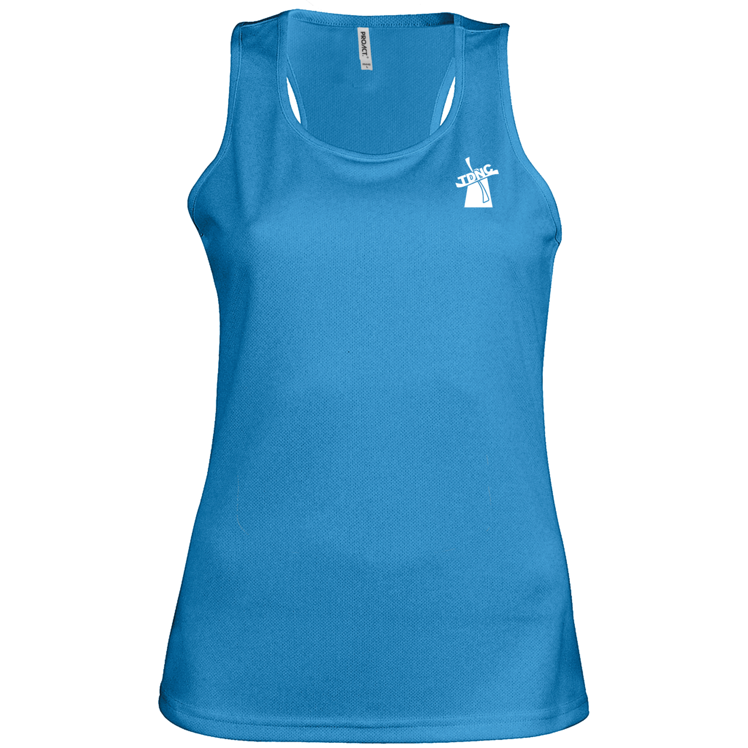 The Downs Netball Club training vest