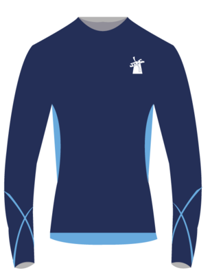 The Downs Netball Club base layer