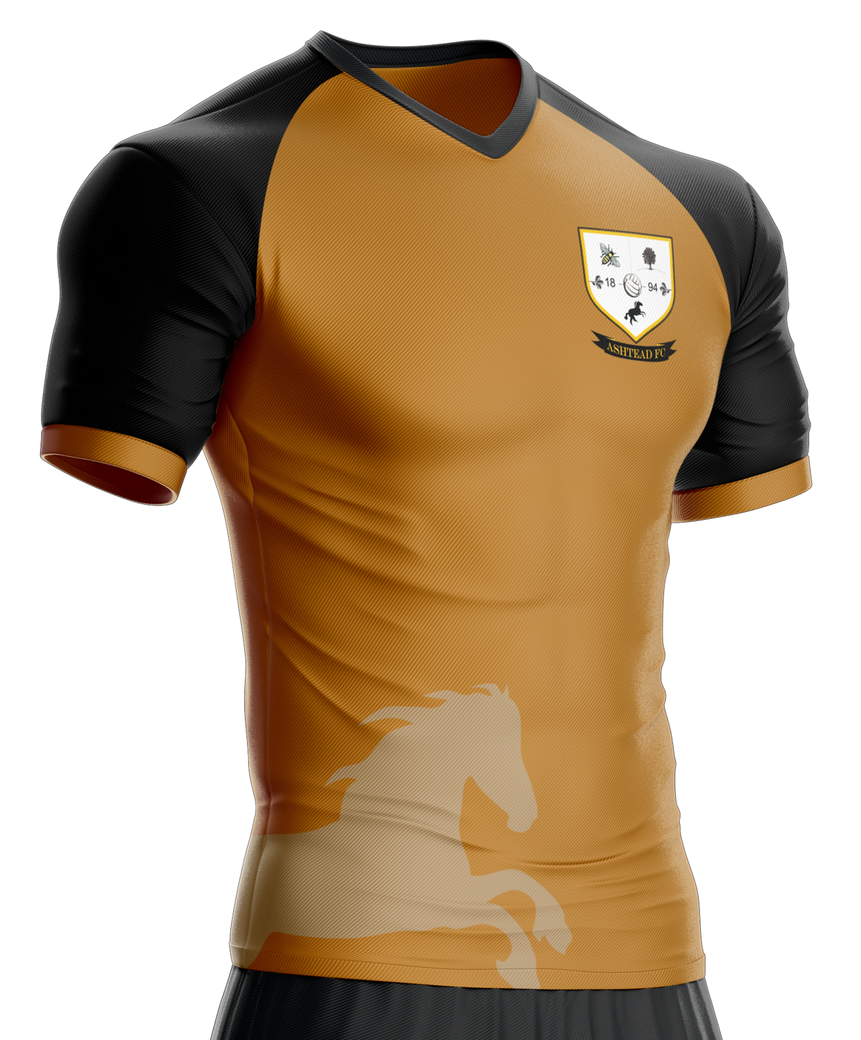Ashtead FC outfield playing Shirt