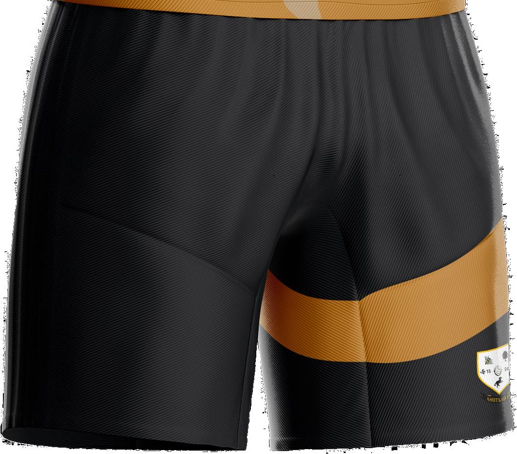 Ashtead FC Minicolts playing Shorts