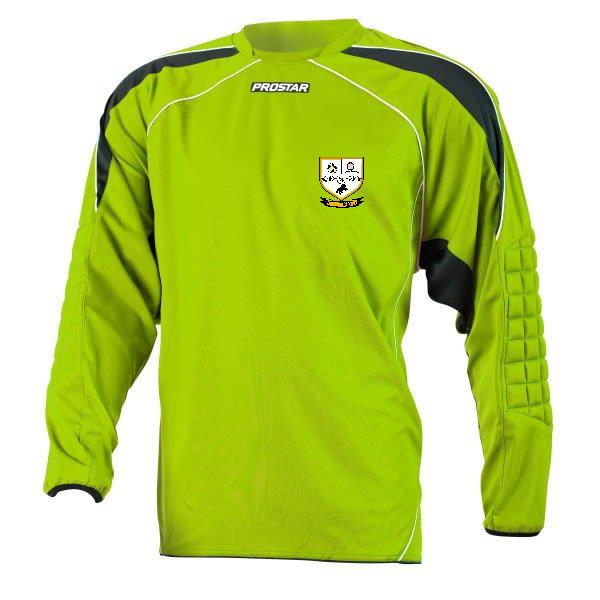 Prostar pre-2018 Goal Keeper shirt Lime / Black