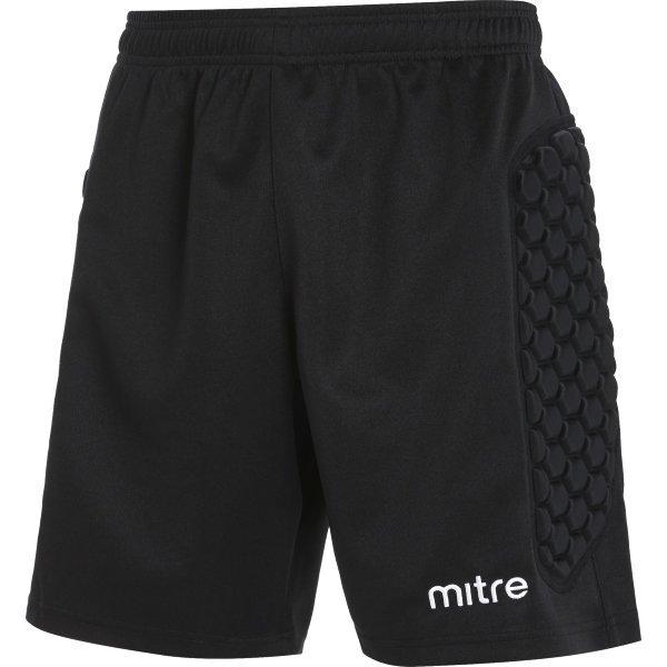 Mitre Goalkeeping padded playing shorts
