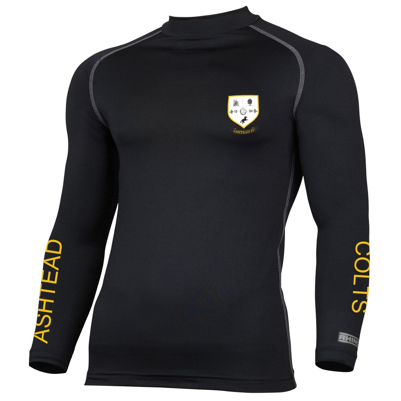 Ashtead FC black baselayer