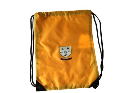 Ashtead FC drawstring bag