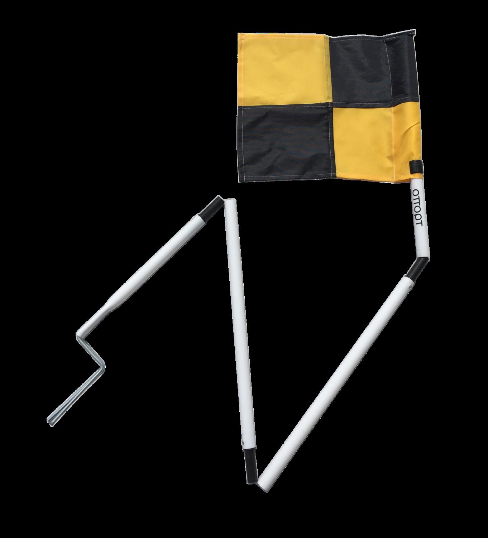 Collapsible Corner Flag Set