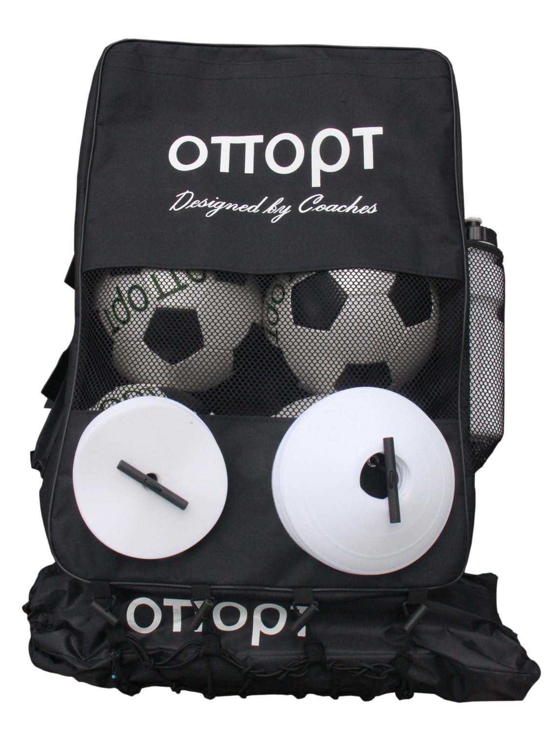 Ball Bag - Match Back Pack complete
