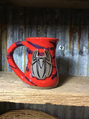 Spider-Man Coffee Cup