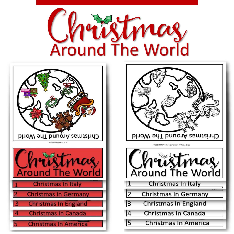 CHRISTMAS AROUND THE WORLD - FLIPBOOK