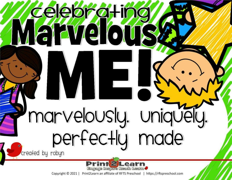 MARVELOUS ME!
