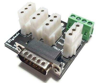 Strobe power supply adapter kit