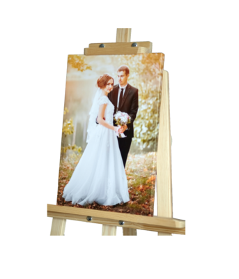 Custom Mounted Canvas Prints