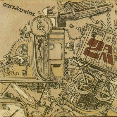 cars & trains -