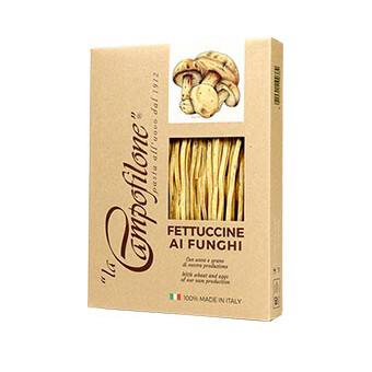 Fettuccine ai funghi - 250 gr