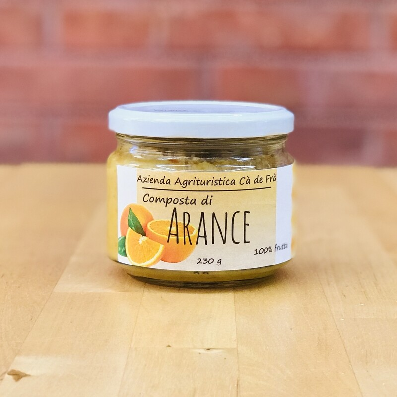 Composta di arance - 230 gr