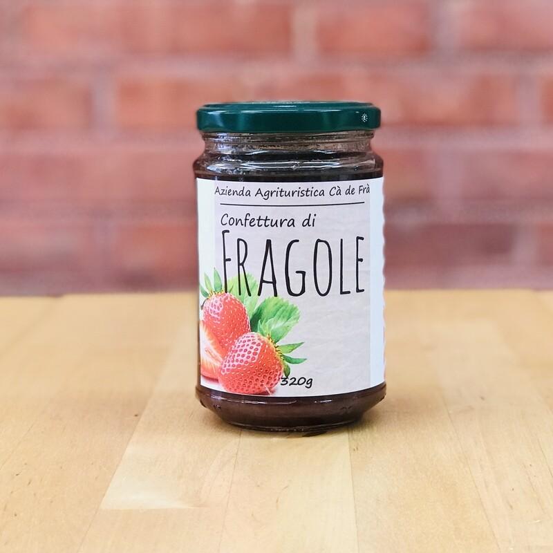 Confettura di fragole - 320 gr