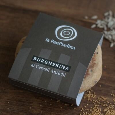 PanPiadina - Burgherina ai cereali antichi