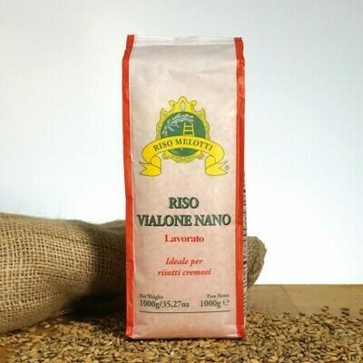 Riso Vialone Nano Lavorato - 1 kg